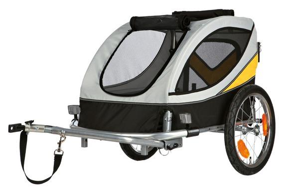Přepravky a vozíky na kolo