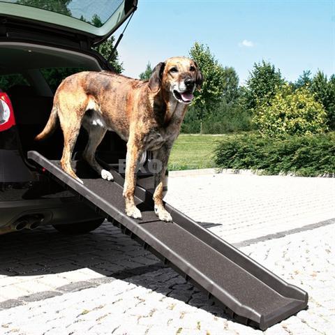 Nástupní rampy pro psy