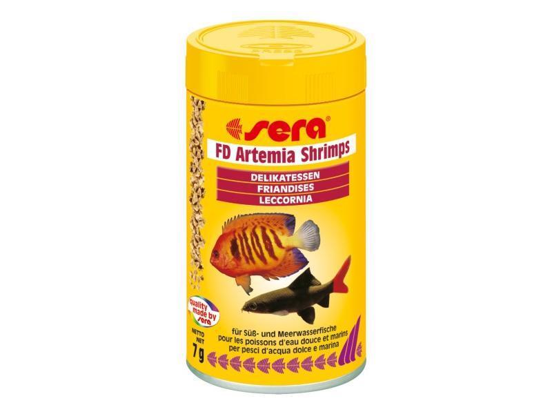 Krmivo pro akvarijní ryby