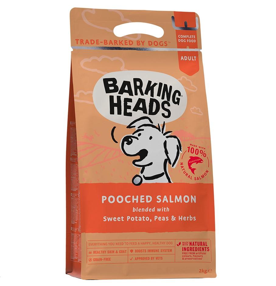 Barking Heads - 12+2kg ZDARMA