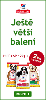 Hill´s SP + 2kg