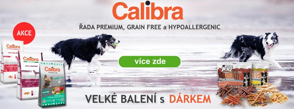 Calibra Premium, HA, GF + dárek