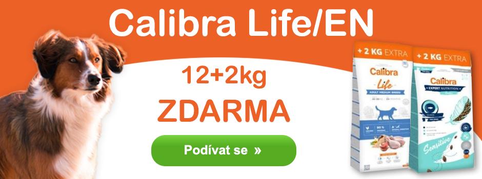 Calibra Life/EN 12+2kg