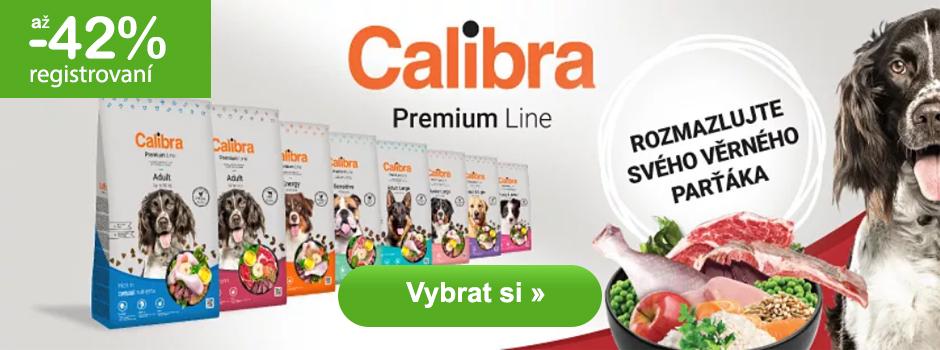 Calibra Premium - až 42% sleva