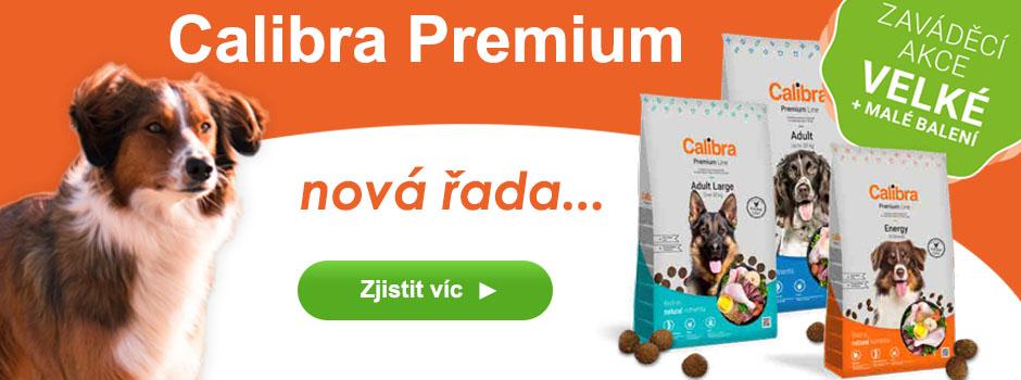 Calibra Dog Premium - nová řada