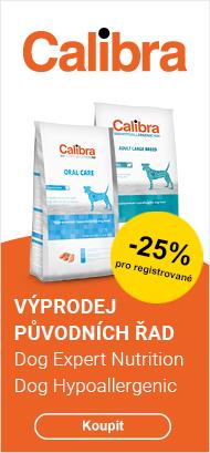 Calibra EN, HA - výprodej 25% sleva