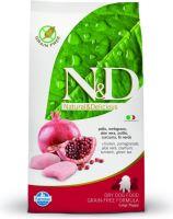 N&D Grain Free DOG Puppy Maxi Chicken & Pomegranate 2,5kg