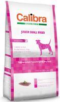 Calibra Dog Grain Free Junior Small Breed Duck 2kg