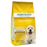 Arden Grange Dog Puppy Weaning 2kg EXP 09/2020