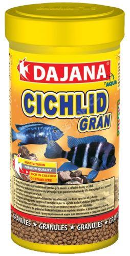 Dajana Cichlid - granulát 100ml