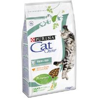 Purina Cat Chow Special Care Sterilized kuře 1,5kg