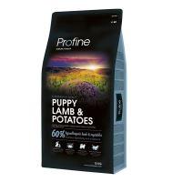 Profine NEW Dog Puppy Lamb & Potatoes 15kg