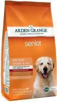 Arden Grange Dog Senior 2kg EXP 11/2020