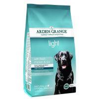 Arden Grange Dog Adult Light 6kg - EXP 11/2018