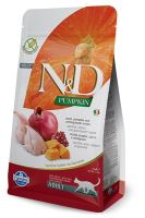 N&D Grain Free Pumpkin CAT Quail & Pomegranate 1,5kg