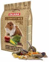 Dajana COUNTRY MIX, Guinea Pig 1kg, krmivo pro morčata
