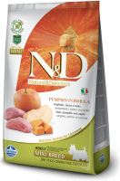 N&D Grain Free Pumpkin DOG Adult Mini Boar & Apple 800g