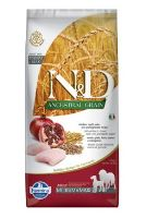 N&D Low Grain DOG Adult Medium/Large Chicken & Pomegranate 12kg