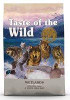 Taste of the Wild Wetlands Wild Fowl 5,6kg