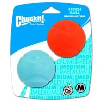 Míčky Fetch Medium 6,5cm - 2 na kartě