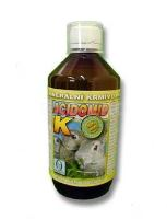 Aquamid Acidomid K králíci 5l