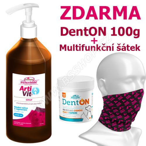 Sirup_1000+satek+DentON
