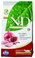 N&D Grain Free CAT Neutered Chicken & Pomegranate 10kg