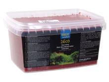 Písek AQUA EXCELLENT červený 1kg