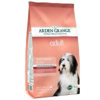 Arden Grange Dog Adult Salmon & Rice  2kg EXP 10/2020