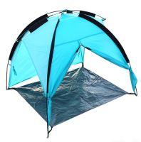 Alcott plážový stan pro psy modrý