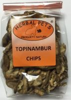 HERBAL PETS Topinambur chips 75g