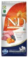 N&D Grain Free Pumpkin DOG Adult Medium/Large Lamb & Blueberry 2,5kg