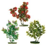 Akvarijni plastové rostliny TRIXIE - malé 17cm