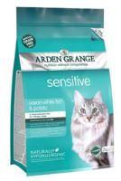 Arden Grange Cat Sensitiv Ocean Fish & Potato 400g