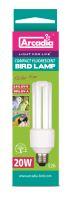 Arcadia Bird Lamp Compact E26
