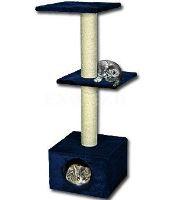 Odpočívadlo MAGIC CAT Alexia modré 109cm