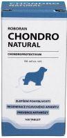 Roboran Chondro Natural pro psy 100 tablet