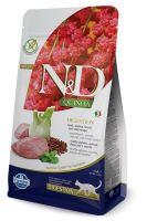 N&D Grain Free Quinoa CAT Digestion Lamb & Fennel 1,5kg