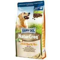 HAPPY DOG NaturCroq Beef & Rice 15kg