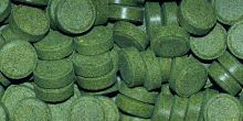 Dajana Spirulina Tablets - tablety 100ml