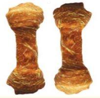 Buvolí uzel celoobalený - Kachna 15cm - 6ks