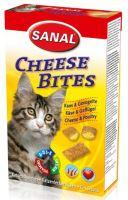 SANAL Cheesebits se sýrem a kuřetem 75g