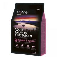 Profine NEW Dog Adult Salmon & Potatoes 3kg