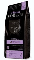 Fitmin cat For Life Hairball 400g - EXP 08/2018
