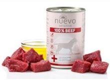 Nuevo pes Sensitive Hovězí Monoprotein konzerva 400g