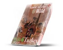 Taste of the Wild Turkey&Duck Dog Tray 390g