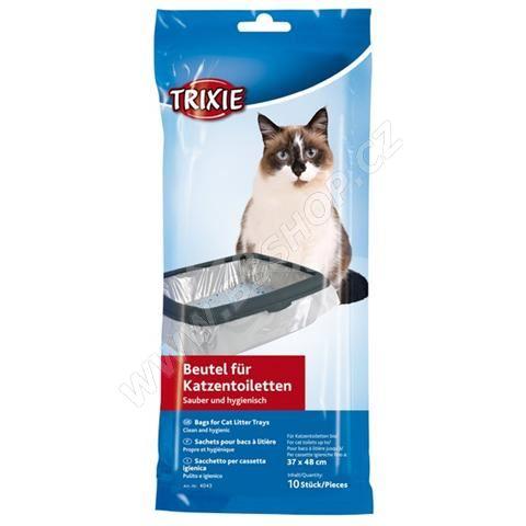 Sáčky pro kočičí WC 10ks, Trixie