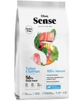 SENSE FRESH PUPPY Salmon & Turkey 2kg