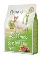 Profine NEW Cat Indoor Adult Lamb 2kg