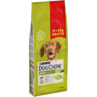 DOG CHOW ADULT Jehněčí 11+3kg